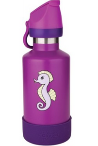 CHEEKI Kids Bottle Insulated - Seahorse 400ml