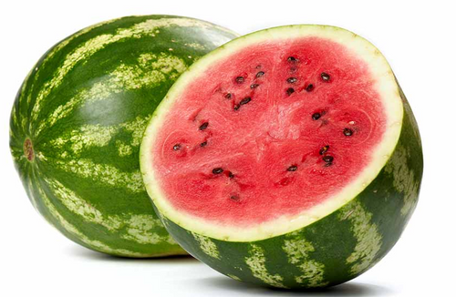 1/4 Seeded Watermelon