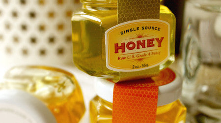Classic Honey Favors