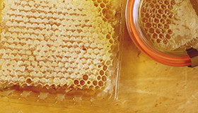 Fresh Honeycomb