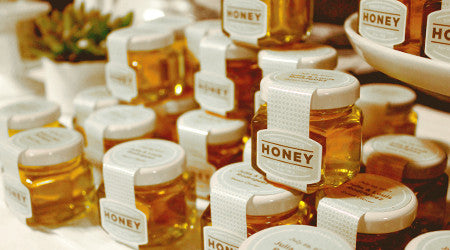 Customized Honey Favors