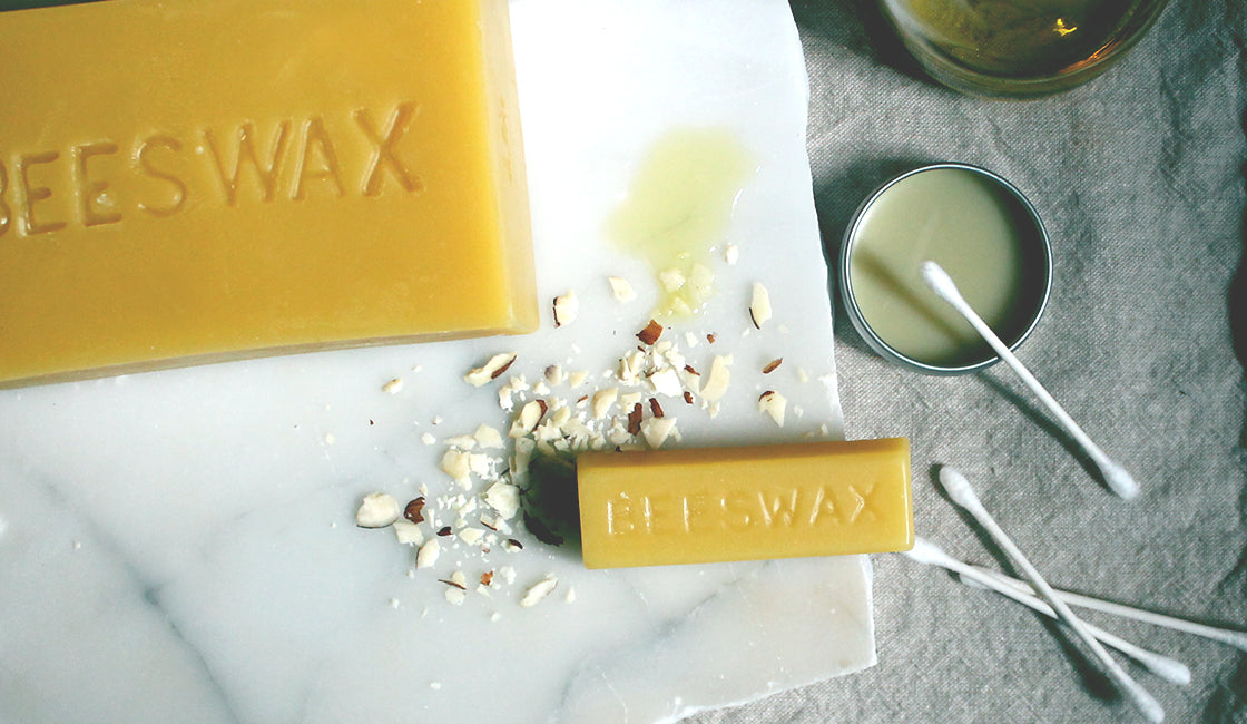 Beeswax for Skin Care