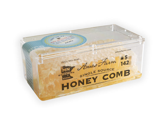 Alfalfa Comb Honey