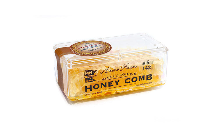 Dutch Clover Comb Honey