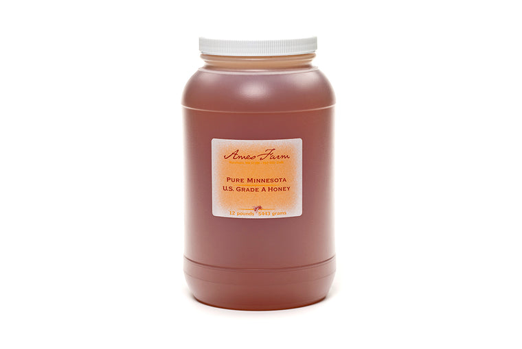 Raw Wildflower Honey - Gallon