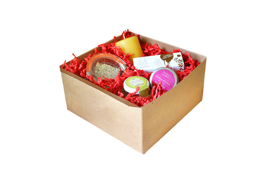 Valentine's Special with Mademoiselle Miel Gift Box