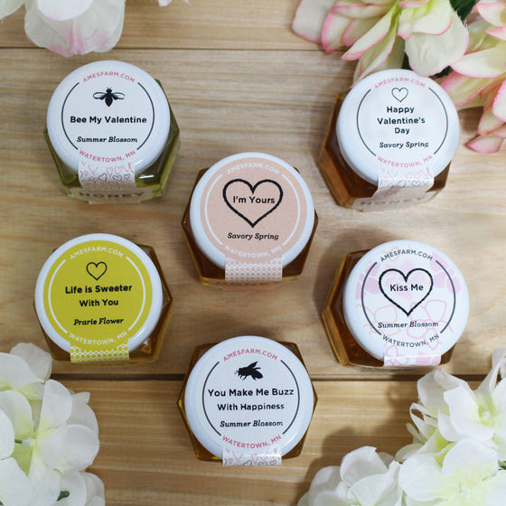 Love Notes Honey Favors