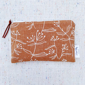 """The Dreja"" Linen Reusable Snack Bag"