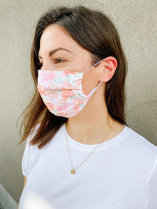 Black Inkspots Non-medical Cloth Face Mask