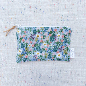 """The Izzy"" 100% Cotton Reusable Snack Bag"