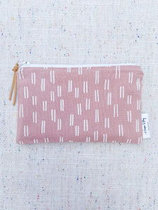 """The Indie"" Linen Reusable Snack Bag"