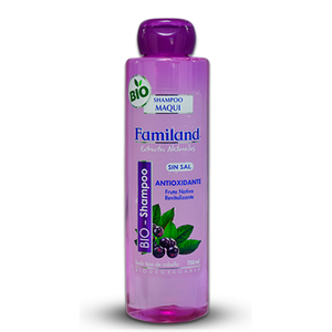 Shampoo Maqui biodegradable 750 ml