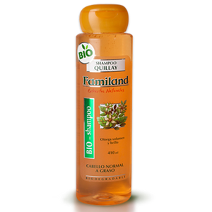 Shampoo Quillay biodegradable 750 ml
