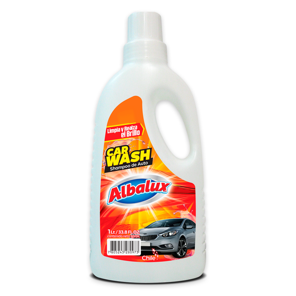 Shampoo de auto Car Wash 1 litro