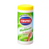 Super Oferta Toallas húmedas desinfectantes Virutex 35 un x 4
