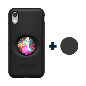 Otter + Pop Black Symmetry Series Case