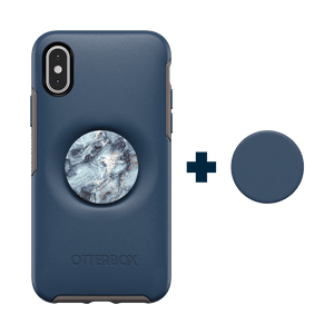 Otter + Pop Go To Blue Symmetry Series Case