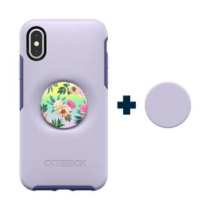 Otter + Pop Lilac Dusk Symmetry Series Case