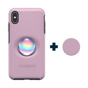 Otter + Pop Mauveolous Symmetry Series Case