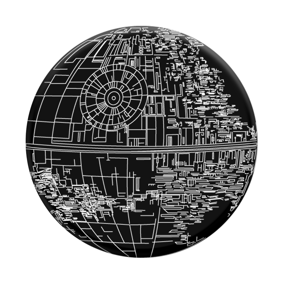 Aluminum Death Star, PopSockets