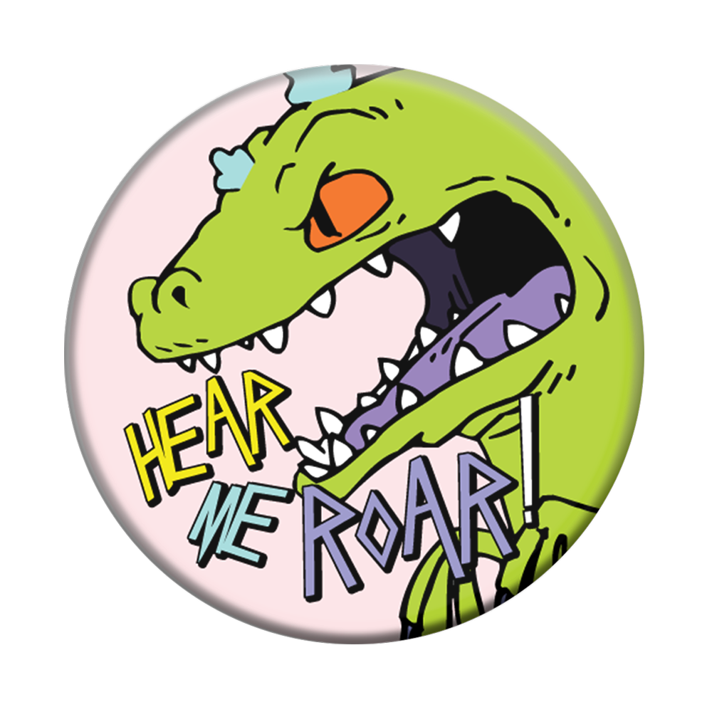 Hear Me Roar, PopSockets