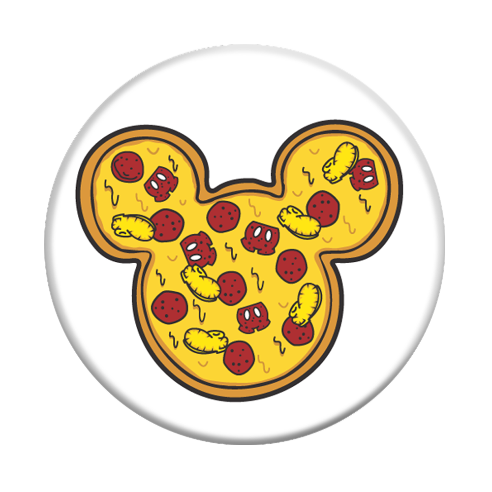 0 Mickey Pizza GY Single Front