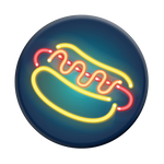 Neon Hot Dog, PopSockets
