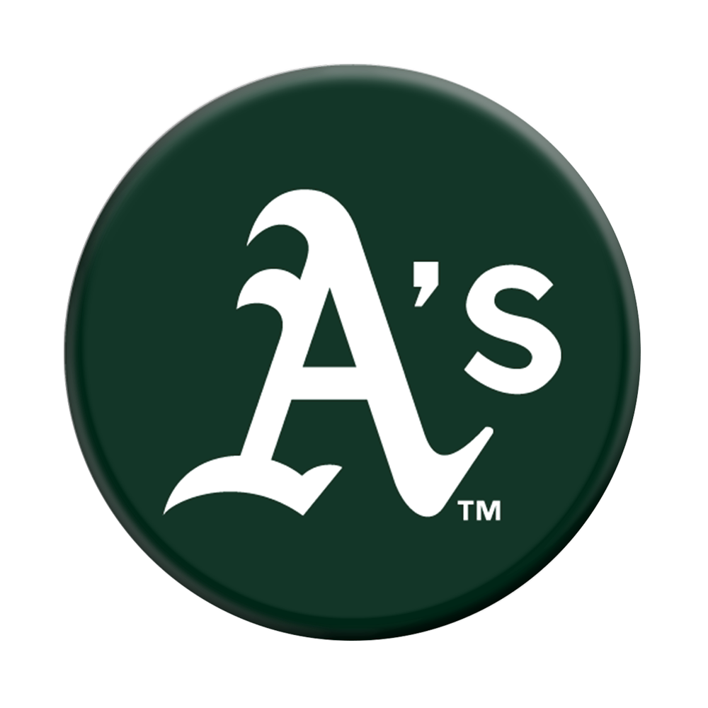 Oakland Athletics, PopSockets