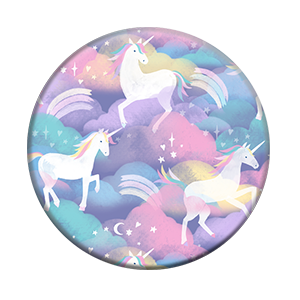 unicorns in the air popsockets grip