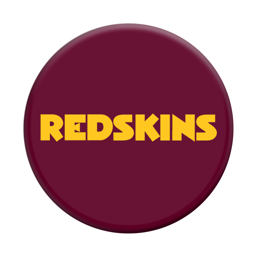 Washington Redskins Logo, PopSockets