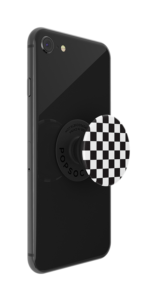 Checker Black, PopSockets
