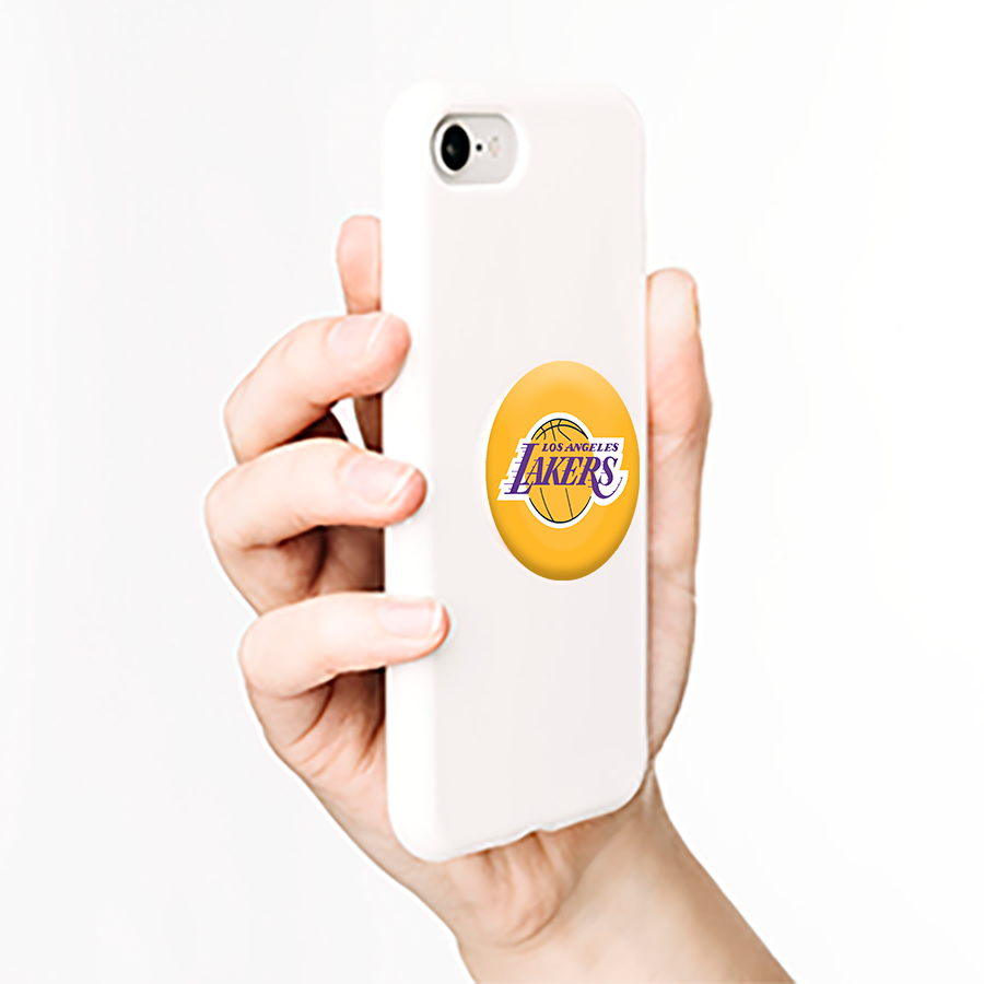 Lakers Yellow, PopSockets