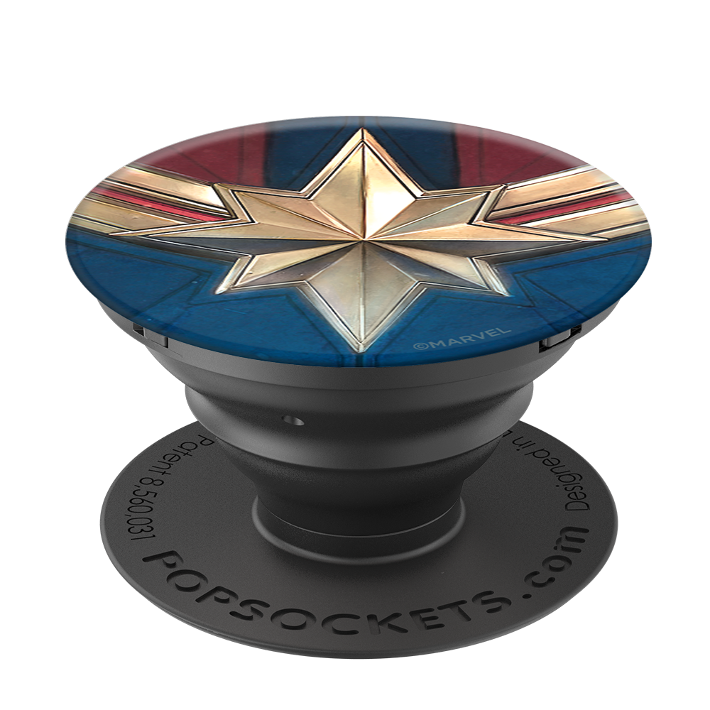 Captain Marvel Icon, PopSockets