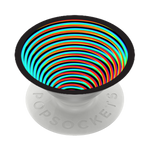 Color Waves in Tunnel, PopSockets