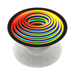 Color Waves in Orb, PopSockets