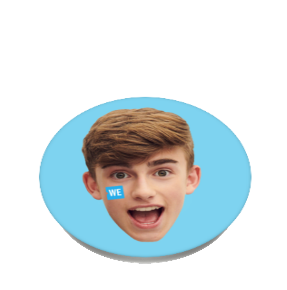 Johnny Orlando X WE, PopSockets