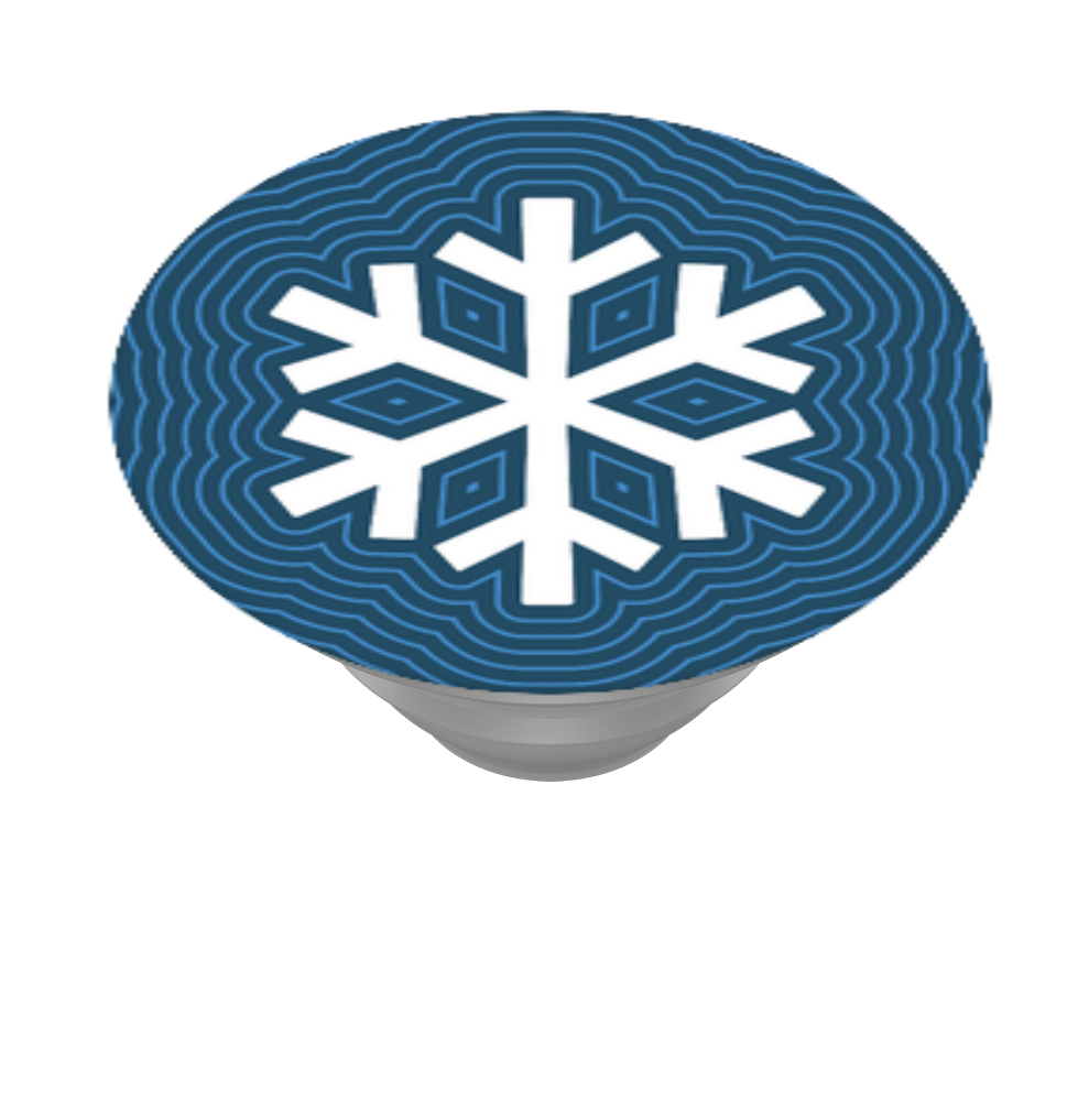 Snowflake Worth Saving, PopSockets
