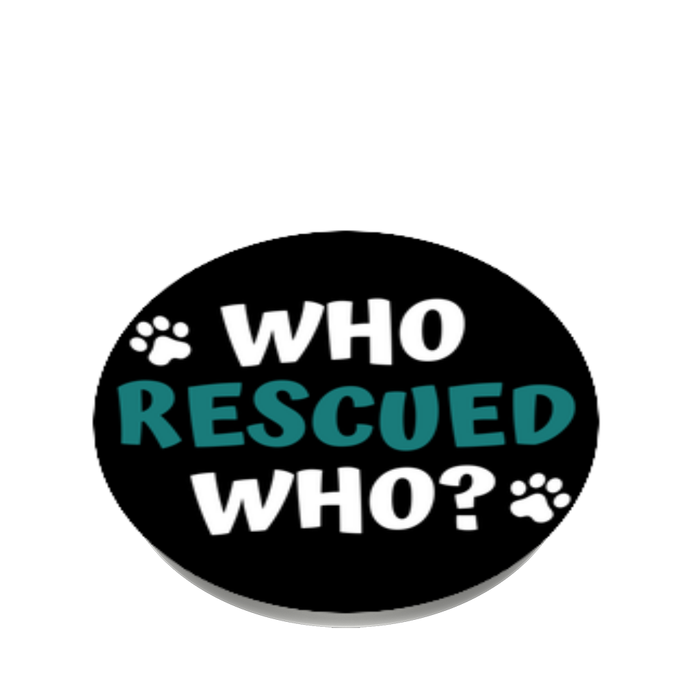 Who Rescued Who, PopSockets