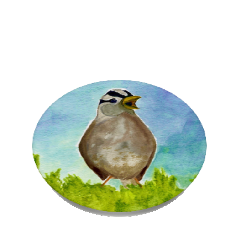 Singing Sparrow, PopSockets