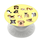 The love of dogs, PopSockets