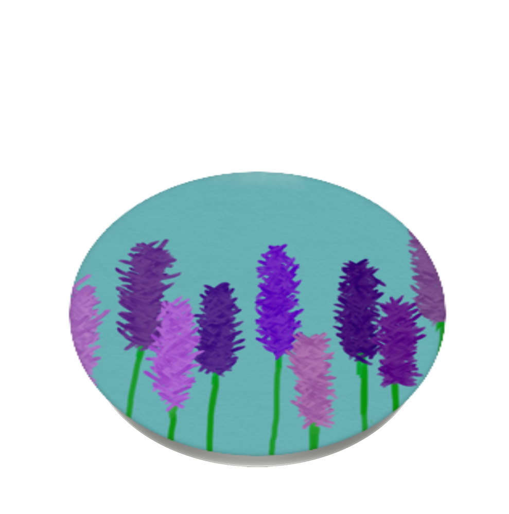 A Field of Lavender, PopSockets
