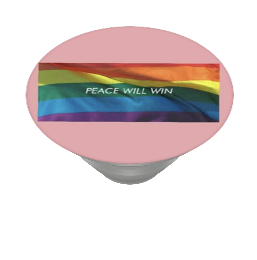 Peace Will Win (LGBTQ), PopSockets