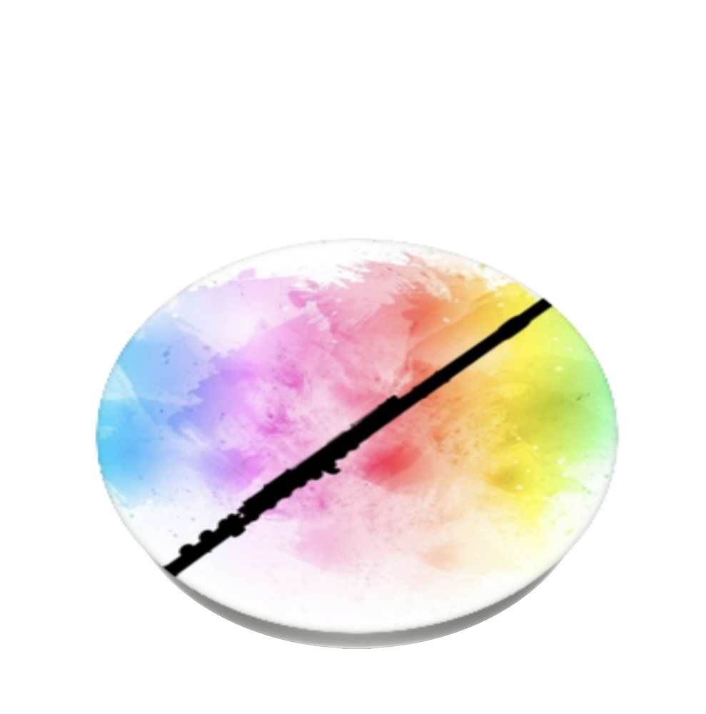 Rainbow Watercolor Music, PopSockets