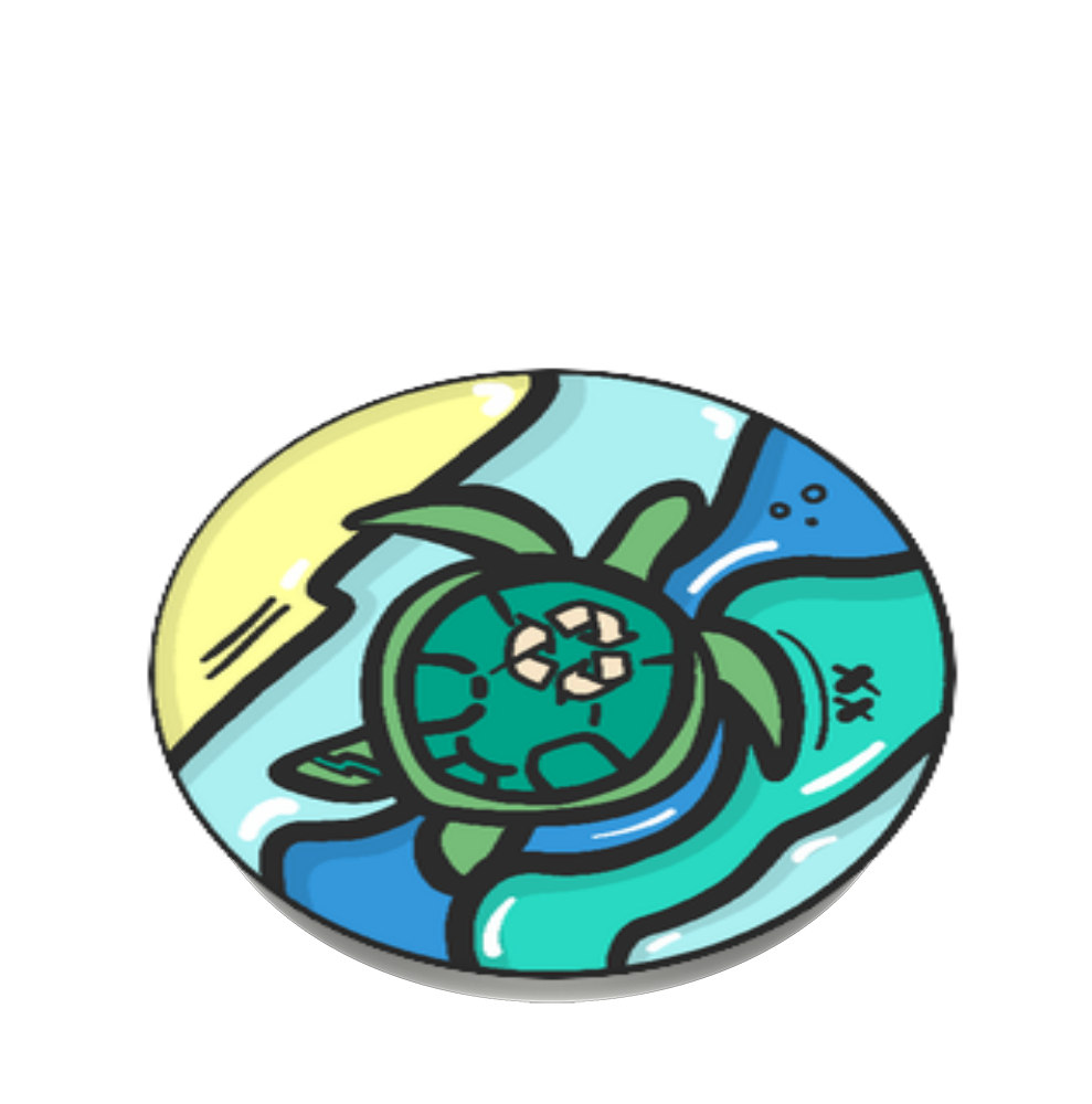 Save the Turtles, PopSockets
