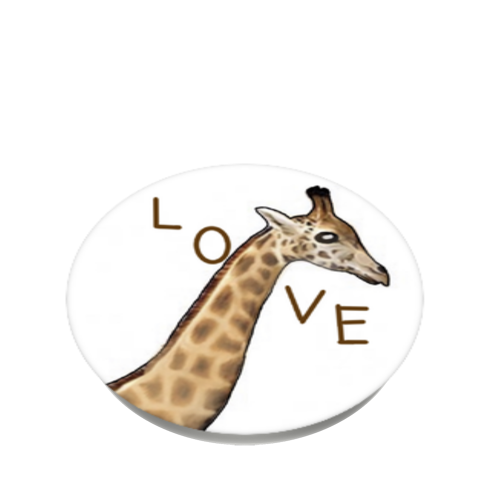 Love of Giraffes, PopSockets