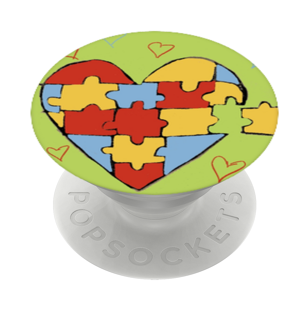 Autism speaks Love, PopSockets