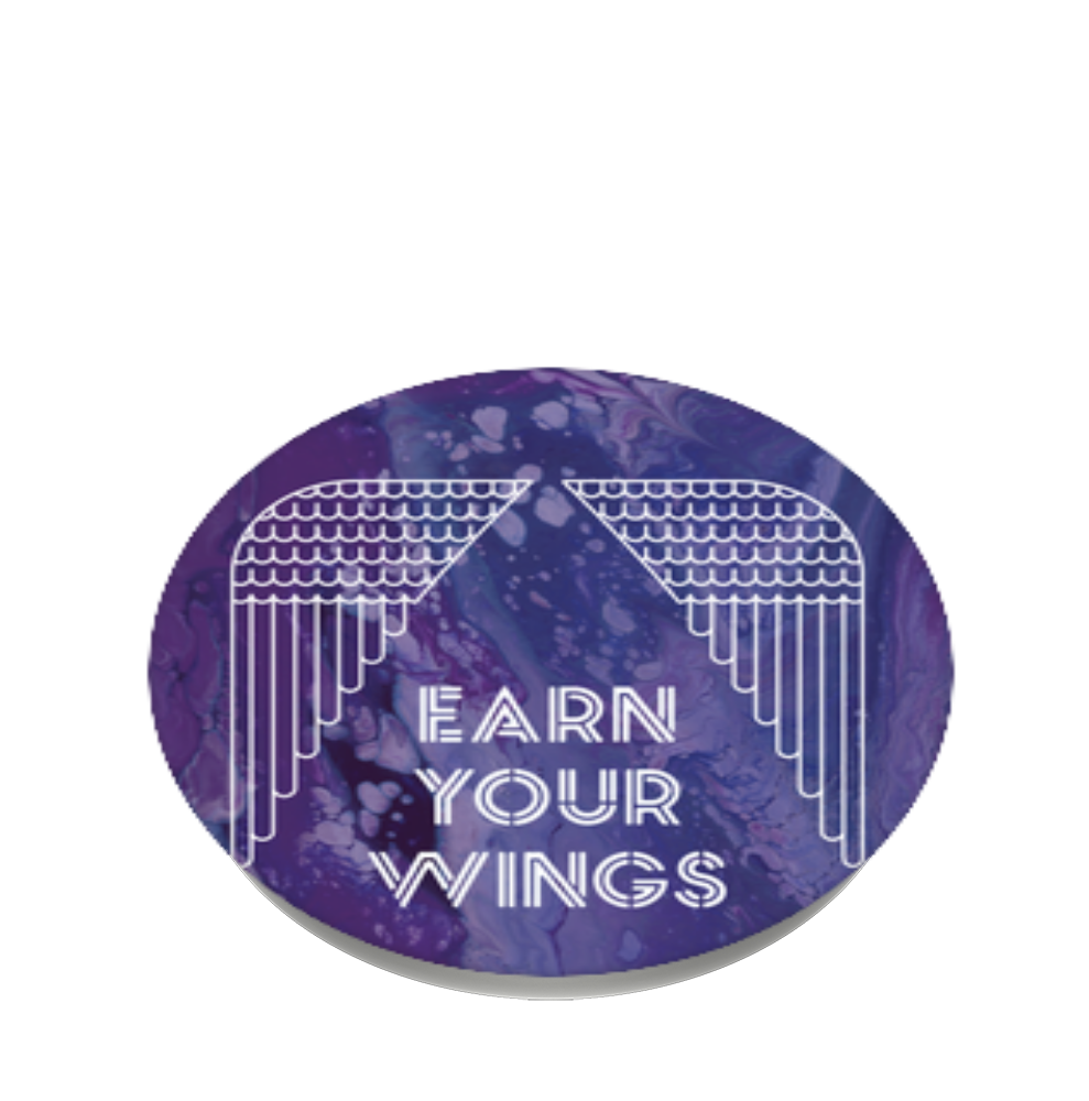 Earn Your Wings, PopSockets