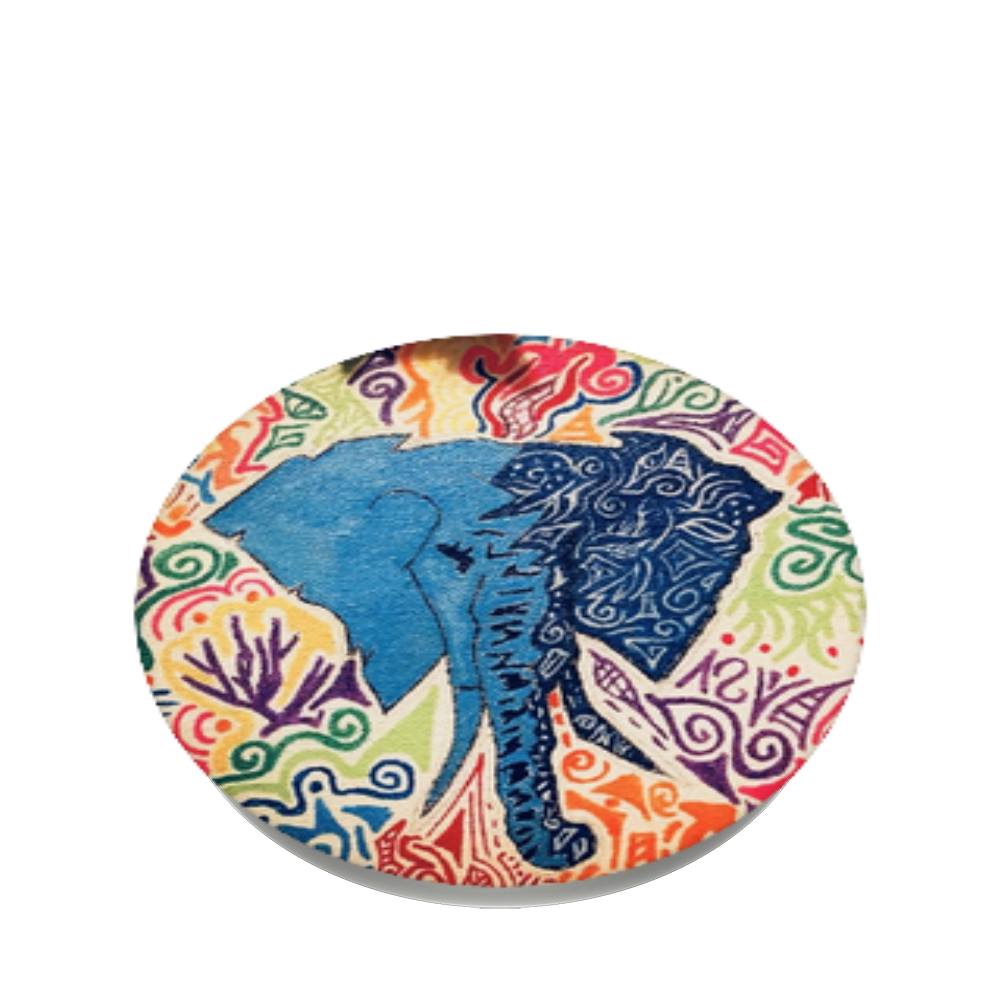 Blue Elephant, PopSockets