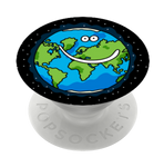 Let's try & make Earth happy, PopSockets