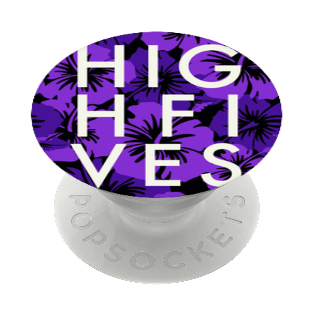 Hibiscus High Fives, PopSockets